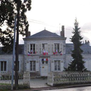 Bienvenue à la Mairie de Cravant dans le Loiret