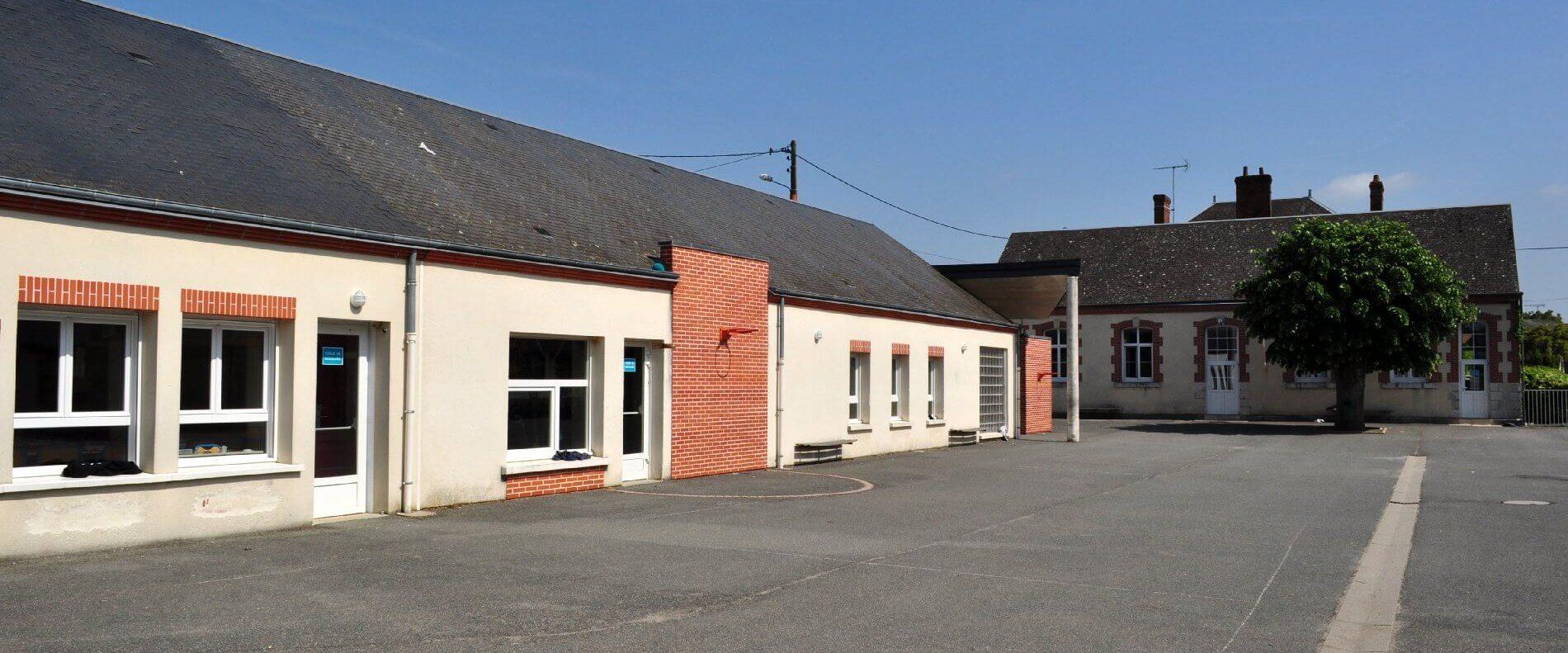 Ecole de la commune de Cravant (45)