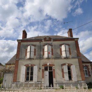 Ecole élémentaire de la commune de Cravant (45)