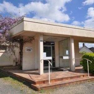 Salle de Loisirs de Cravant dans le Loiret