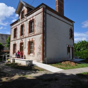Garderie de la commune de Cravant (45)